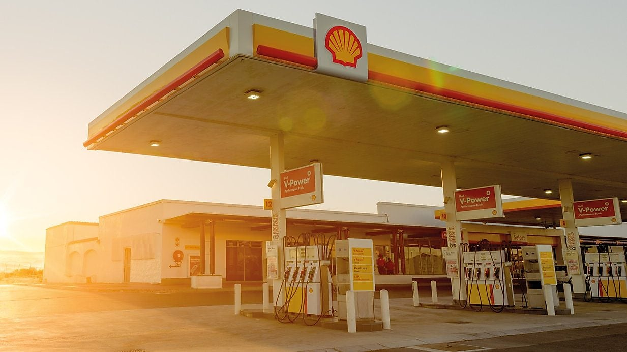 Shell Service Stations